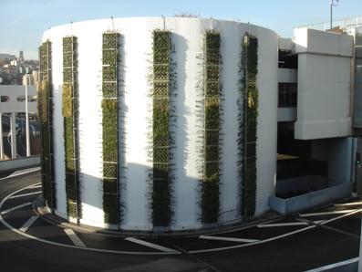immeubles pour dépolluer l'air