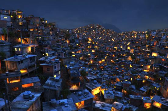 Bidonvilles : 3 Milliards d'habitants en 2050