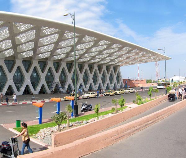 Aeroport Marrakech-Ménara