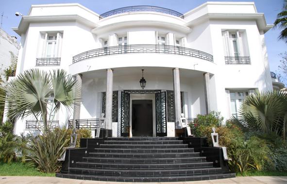 villa des arts ona