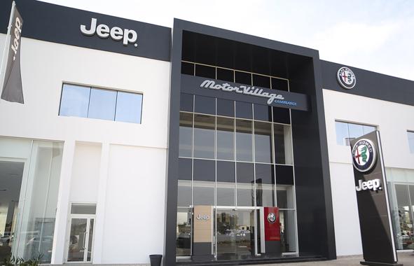 FCA Morocco, filiale du Groupe Fiat-Chrysler Automobiles
