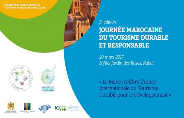 2ème édition du journée marocaine du tourisme durable