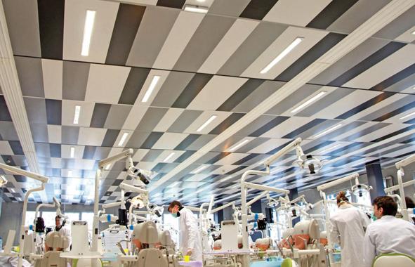 laboratoire de recherche acoustique saint-gobain