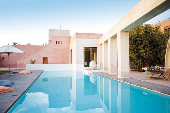 Les jardins de kesali marrakech la m moire d une oliveraie - Les jardins de marrakech ...