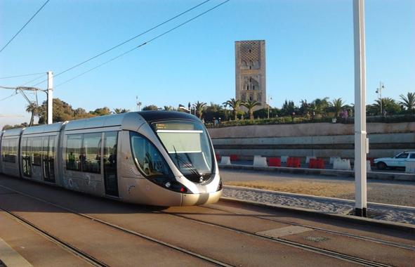 tramway Rabat-Salé-témara