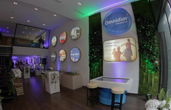 Omnidior inaugure un nouveau concept-store