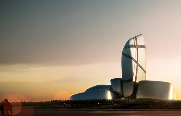 Arabie Saoudite : un centre pour la culture universelle