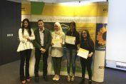 Concours ISOVER, mention spéciale pour des étudiantes de l'EAC