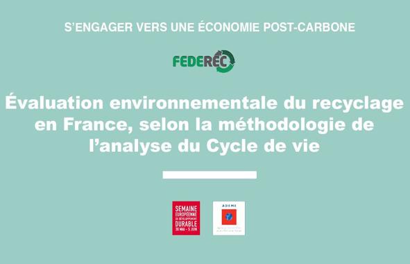 Les entreprises du recyclage, au cœur de l'économie circulaire,
