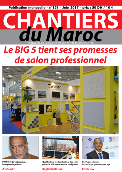 chantiers maroc magazine151