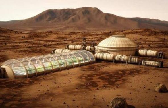 LE MIT développe un robot 3D pour habiter sur Mars