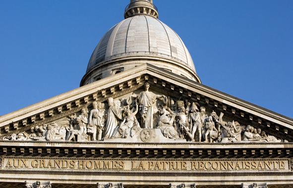 OUALALOU+CHOI décrypte le Panthéon