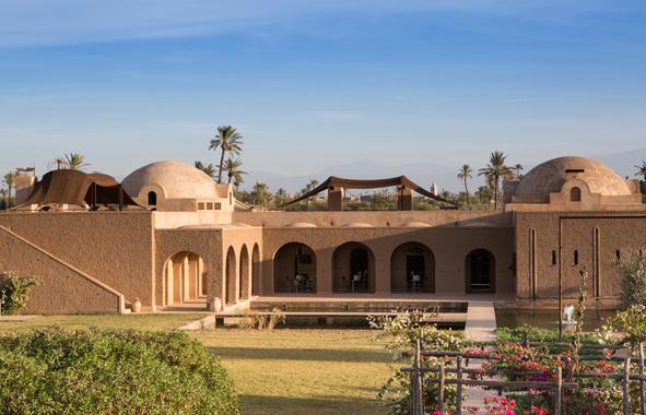 la Maison de l'Image promeut l'architecture de terre