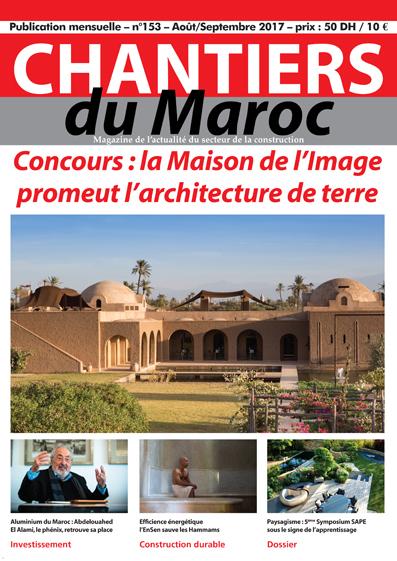 chantiers maroc magazine 153