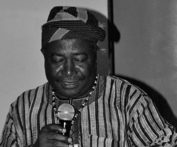 Tunji Adejumo, Président IFLA AFRIQUE