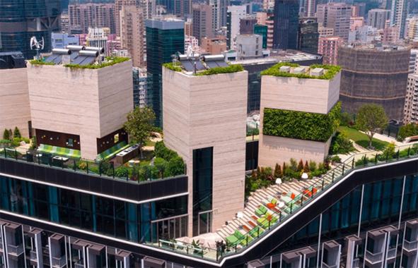 Hong-Kong : véritable oasis
