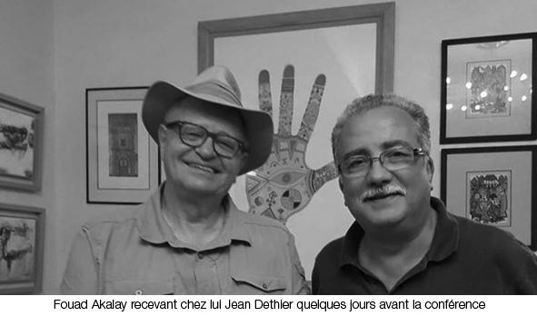 Jean Dethier architecte