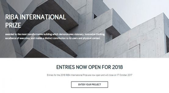 Riba 2018 : candidatures ouvertes