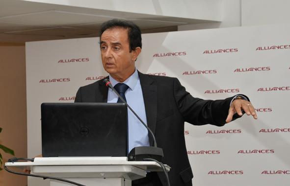 Alliances sous la direction de Ahmed Ammor