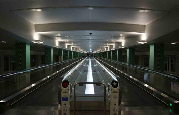 Terminal 2 de l'aéroport Mohamed V