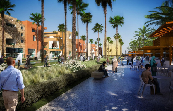 Marrakech passe à zero carbone