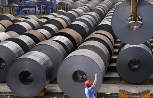 quotas d'importation d'acier en 2018