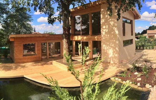 « New eRa » : maison écologique