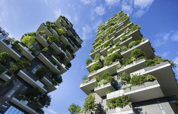 forêts verticales à milan