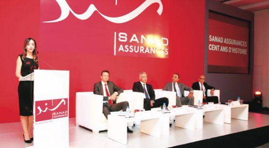 Assurances Sanad fête ses 100 ans d'existence