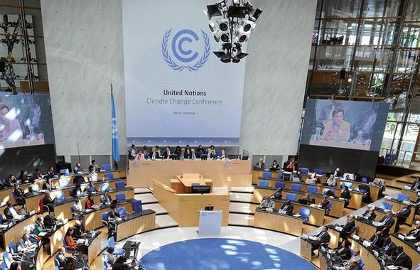 Conseil mondial de l'eau