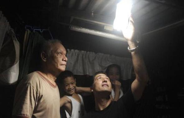 les bidonvilles au philippines