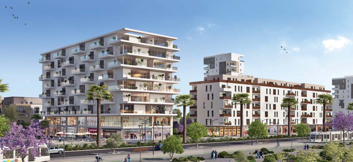 Projet de la nouvelle ville de Zenata