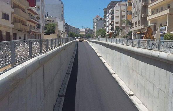 La ville de Tanger