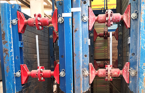 COFFRATEC Maroc : échafaudage métallique
