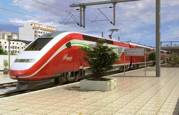 gares ferroviaires au maroc