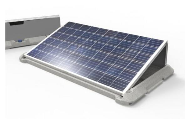 un panneau solaire brancher chez soi en 5 minutes chantiers du maroc. Black Bedroom Furniture Sets. Home Design Ideas