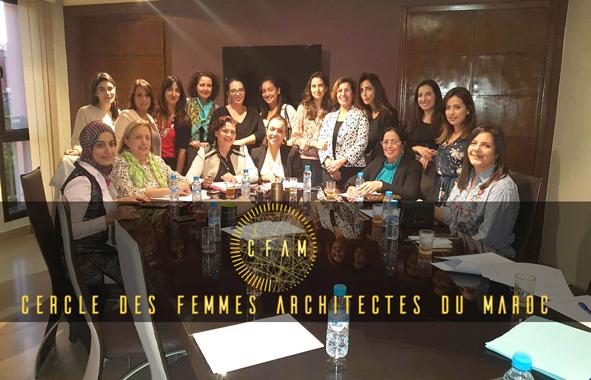 Cercle des Femmes Architectes