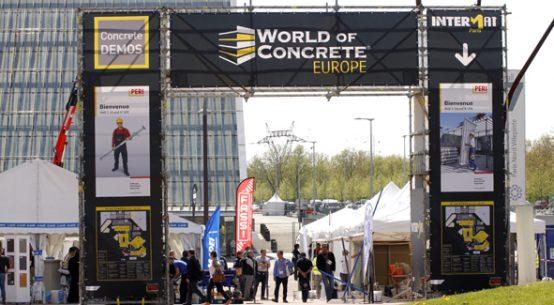 World of Concrete Europe