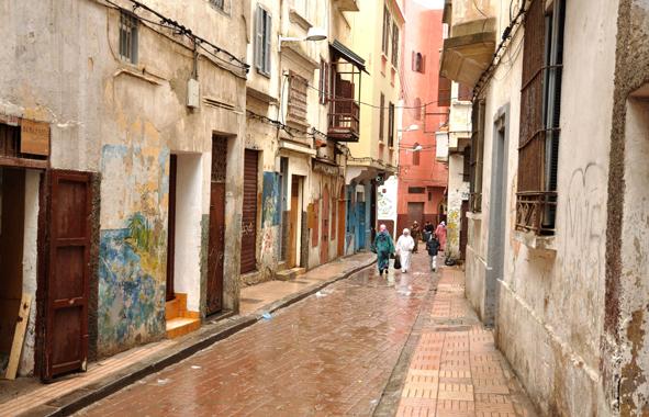anciennes médinas du Maroc