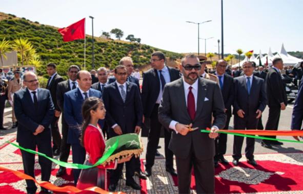 rocade urbaine Rabat-Salé