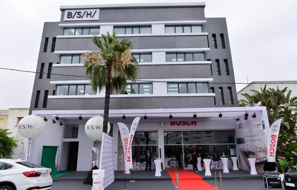flagship store Bosch Maroc