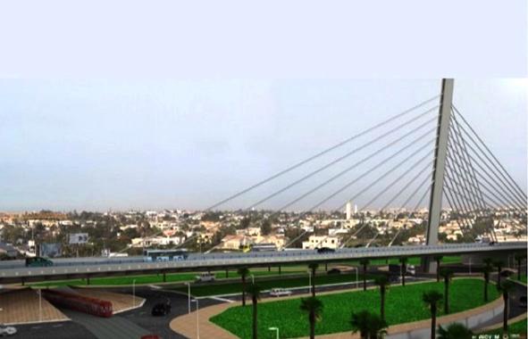 viaduc de Sidi Maârouf