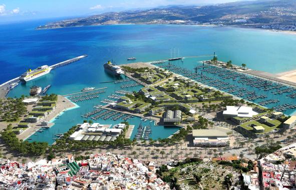 Tanger-Ville : zone portuaire