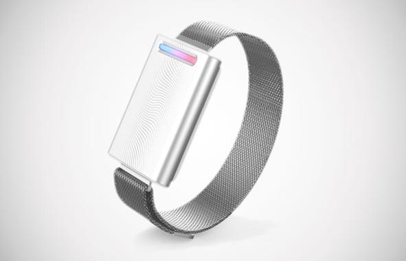 bracelet pour réguler et gérer la température du corps