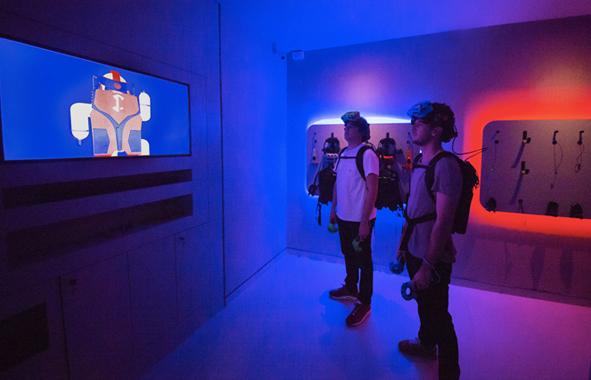 réalité virtuelle : illucity