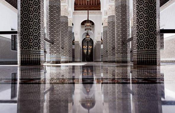 la Mamounia hotel marrakech