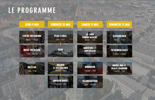 Architecture et Développement durable a Copenhague