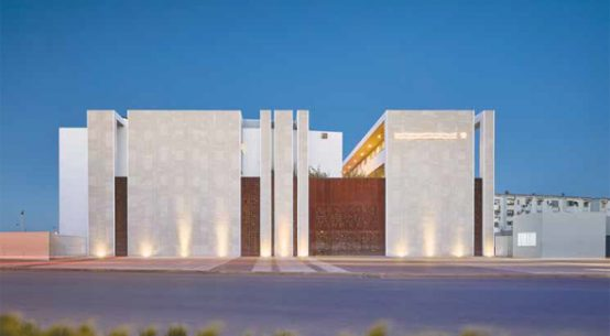 Architizer Awards 2018 : muraille du savoir distinguée