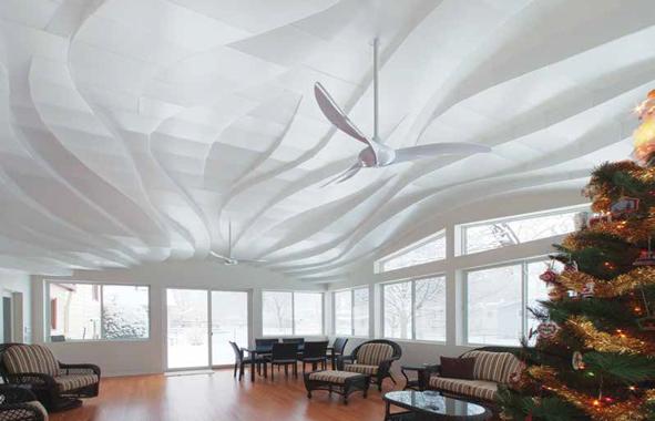 lumière : plafond lumineux