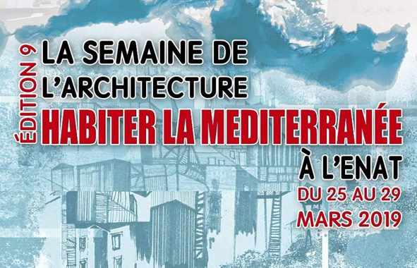 ENA Tetouan : Semaine de l'Architecture